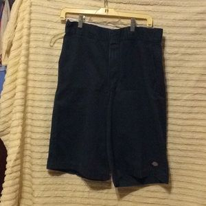 Dickies Navy blue size 30 shorts